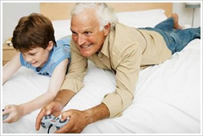 Gamer-grandparents
